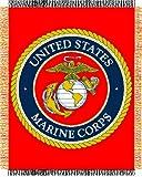 The Northwest Co ENT 019 USMC Throw Blanket
