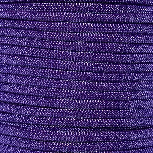 and 100 Foot Options 50 10 25 PARACORD PLANET 1//4 Inch para-Max Paracord 1200 lb Tensile Strength