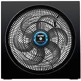 Circulador de Ar Turbo Silencio Arno Maxx Repelente Líquido Preto 110V
