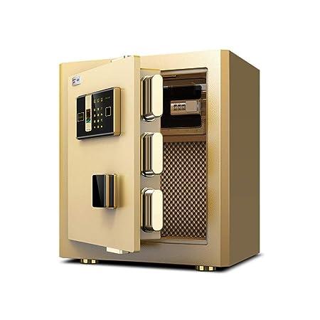 YyZCL Caja Fuerte Caja Fuerte 45cm Contraseña Huella Digital ...