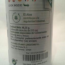 Regulix Aloe -Aquisana | Ayuda a favorecer una buena digestión ...