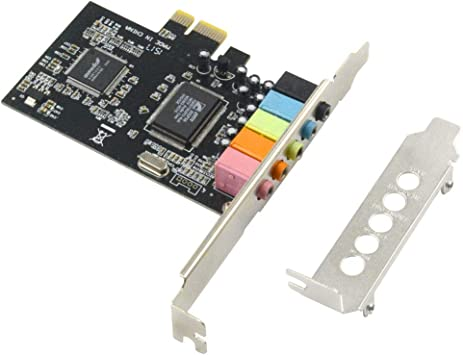 Amazon.com: GODSHARK PCIe Sound Card, 5.1 Internal Sound ...