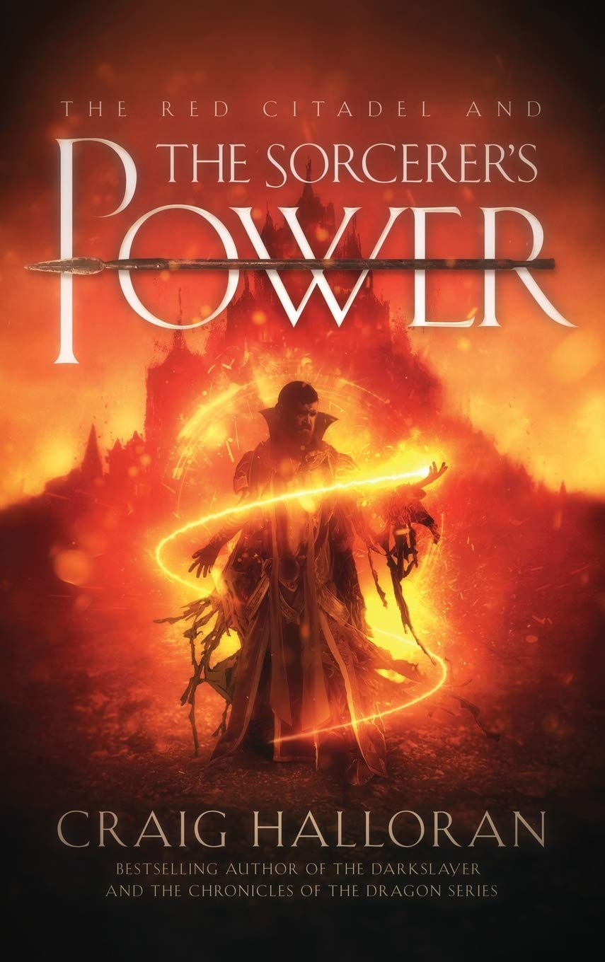 The Red Citadel and the Sorcerers Power: Amazon.es: Halloran ...