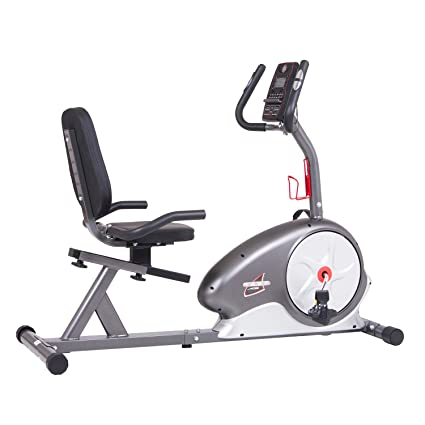 4383750a3017 Amazon.com   Body Champ Magnetic Recumbent Bike