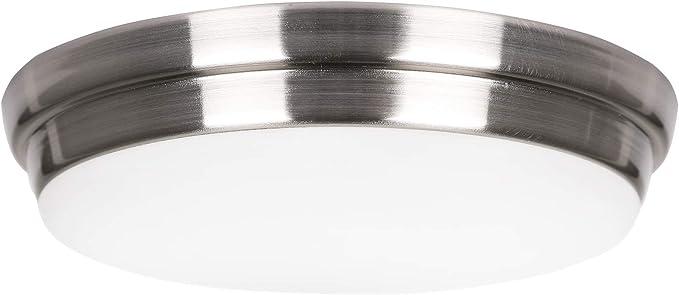 Luz para Ventilador de techo ECO PLANO II 2761 EP-LED/Color cromo ...