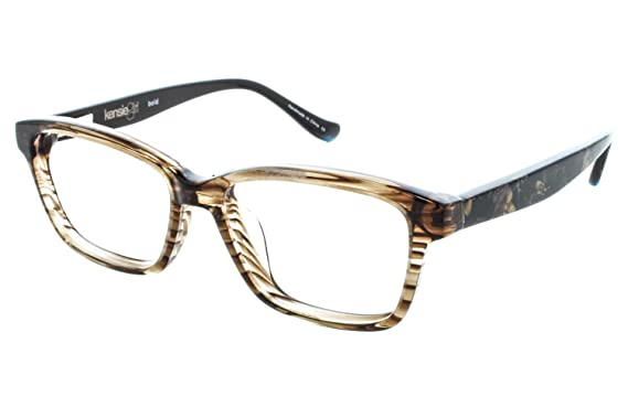 8a6ad743a2e Image Unavailable. Image not available for. Color  KENSIE GIRL Eyeglasses  BOLD ...