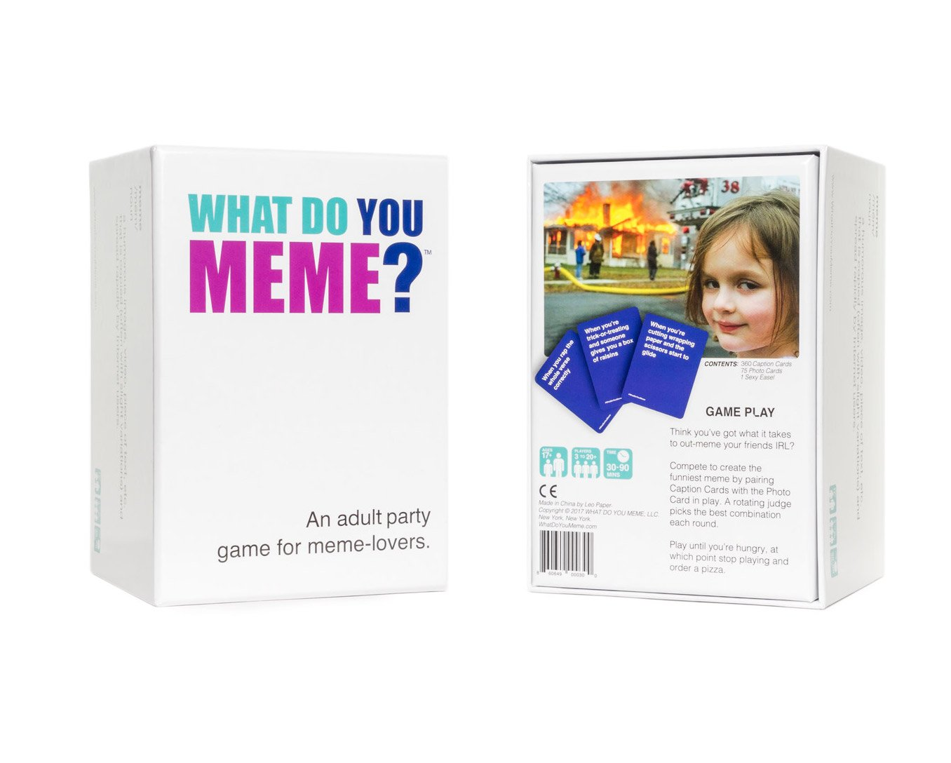 619QJ5ncy3L._SL1356_ amazon com what do you meme adult party game toys & games