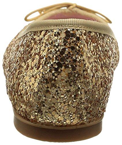 Bisué 6001, Ballerine Donna oro