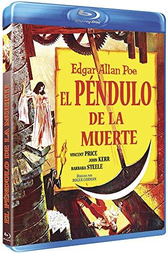 Pit and the Pendulum ( Pit & the Pendulum ) [ Blu-Ray, Reg.A/B/C Import - Spain ]