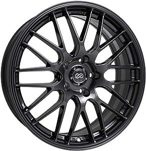 17x7 Enkei EKM3 (Gunmetal) Wheels/Rims 5x114.3 (442-770-6545GM)