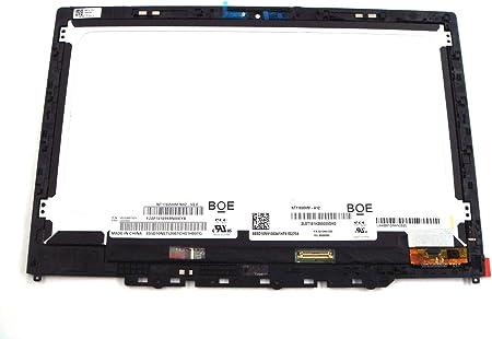 Parti di ricambio per Lenovo Ideapad Yoga 330-11IGM HD Touch LCD da 11 con lunetta 5D10Q73677