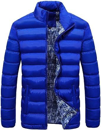 Zimaes-Men Down Parka Thicken Windproof Premium Select Parka Jacket