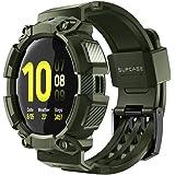 SUPCASE [Unicorn Beetle Pro] Series Case para Galaxy Watch Active 2, capa protetora robusta com pulseiras para Galaxy Watch A