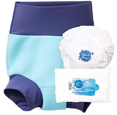 Splash About New Improved Happy Nappy Essentials Set Nappy Cotton
