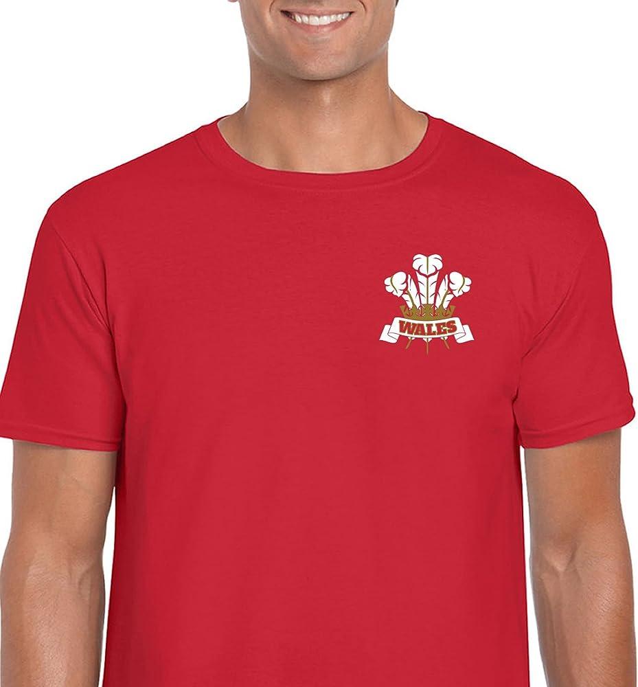 Polo del torneo de rugby de las 6 naciones con emblema de «Wales ...