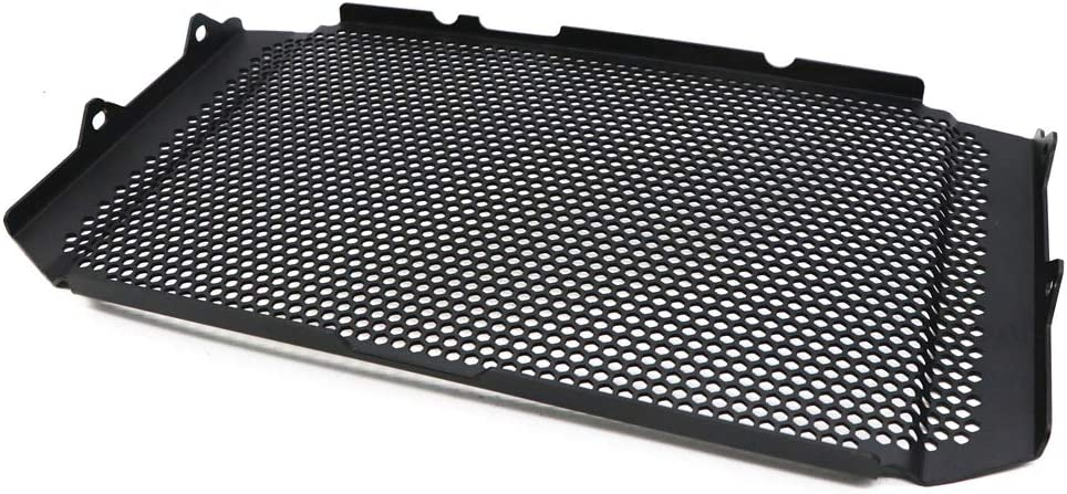 BEESCLOVER Aluminum Motorcycle Radiator Guard Grille Protection Water Tank Guard for Yam-aha XSR900 16-18 MT-09 17-19 for Auto Accessory