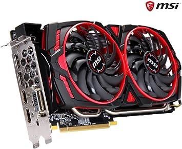 Amazon.com: Tarjeta de vídeo MSI Radeon RX 570 DirectX 12 ...