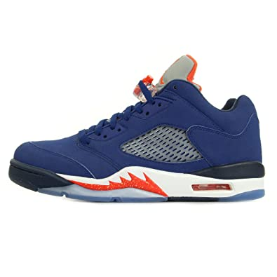 3dfc06693c5 Image Unavailable. Image not available for. Color  NIKE Men s Air Jordan 5  Retro Low ...
