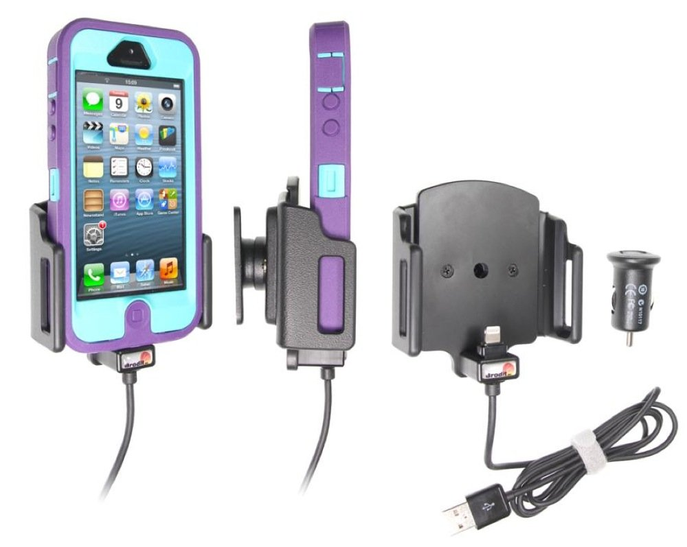 Brodit Active Holder iPhone 5/5C/5S, 521504 (iPhone 5/5C/5S)