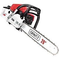 Giantz Commercial Petrol Chainsaw (20 Inch Bar, Model 1)
