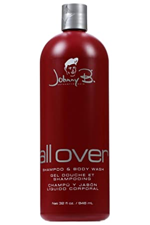Johnny B All Over Energizing Shampoo & Body Wash (32 oz)