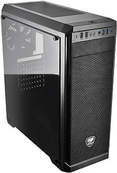 Cougar MX330 ATX / Micro ATX / Mini-ITX Mid Tower Computer Case
