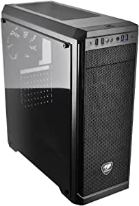 Cougar MX330 Mid Tower Case with Full Acrylic Transparent Window