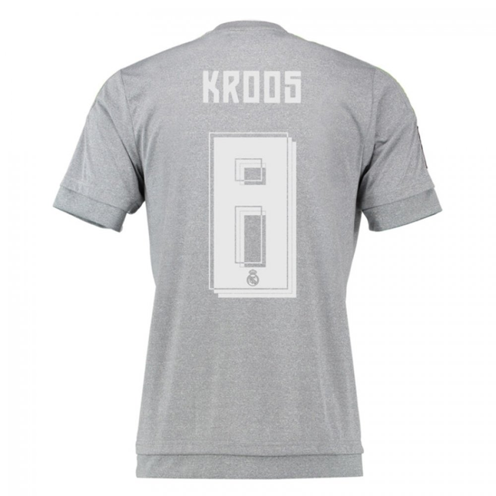 Trikot Adidas Real Madrid 2015-2016 Away - Kroos [Junior 128]