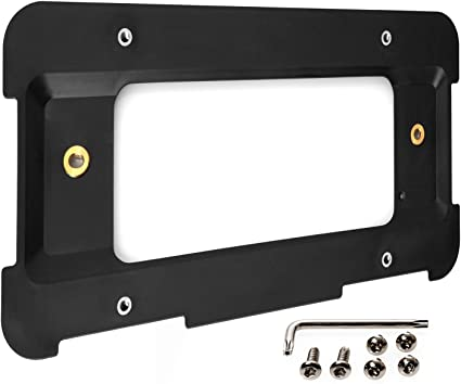 Number Plate Surrounds A Pair  for All Make /& Models.