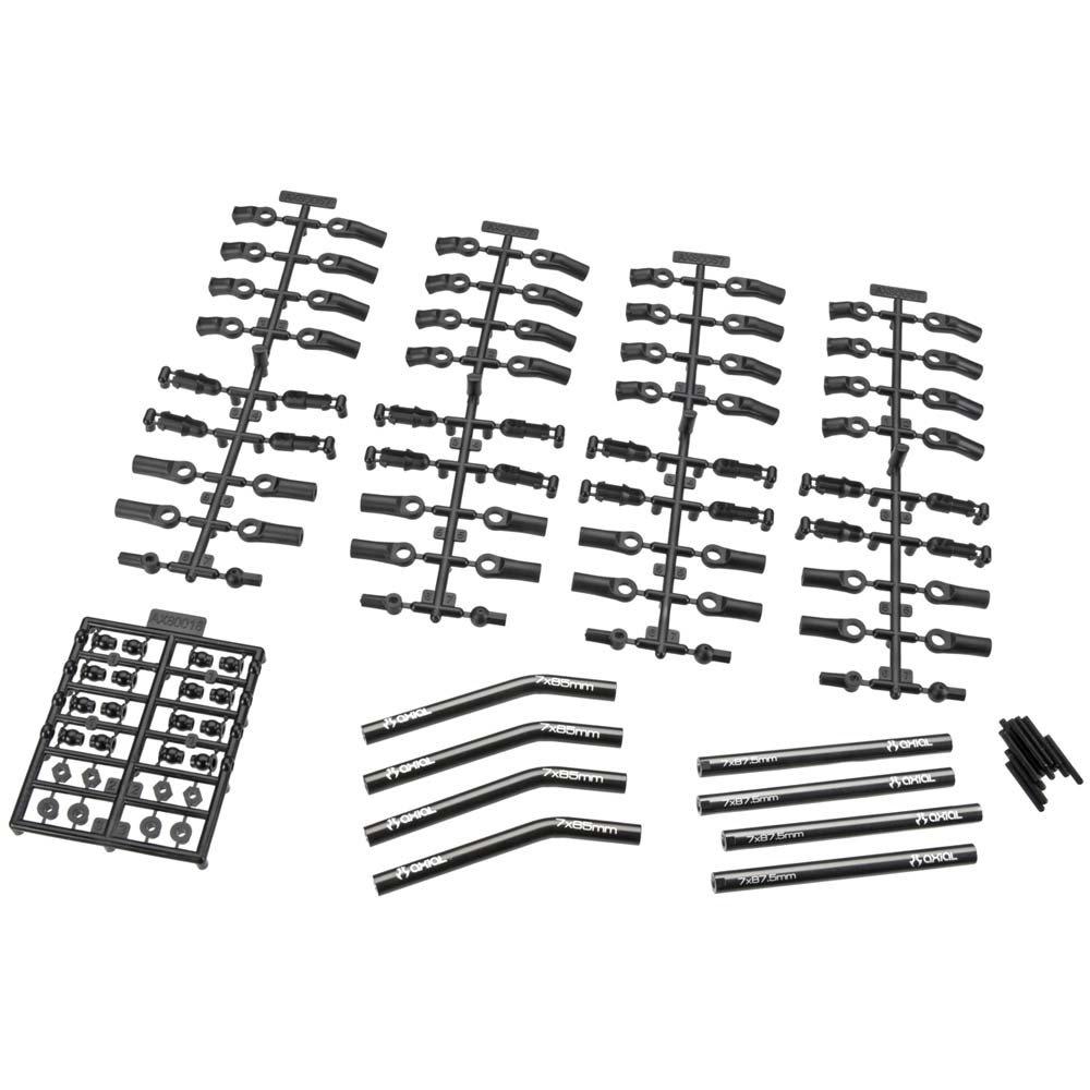 Axial AX30797 Stage 1 Aluminum Links Wraith Kit Hobbico Inc AXIC0797