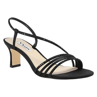 83550dcaba42 Nina Womens Gerri Strappy Slingback Sandal