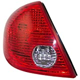 pontiac g6 lighting - Drivers Taillight Tail Lamp Replacement for Pontiac G6 Sedan 15242809 GM2800201