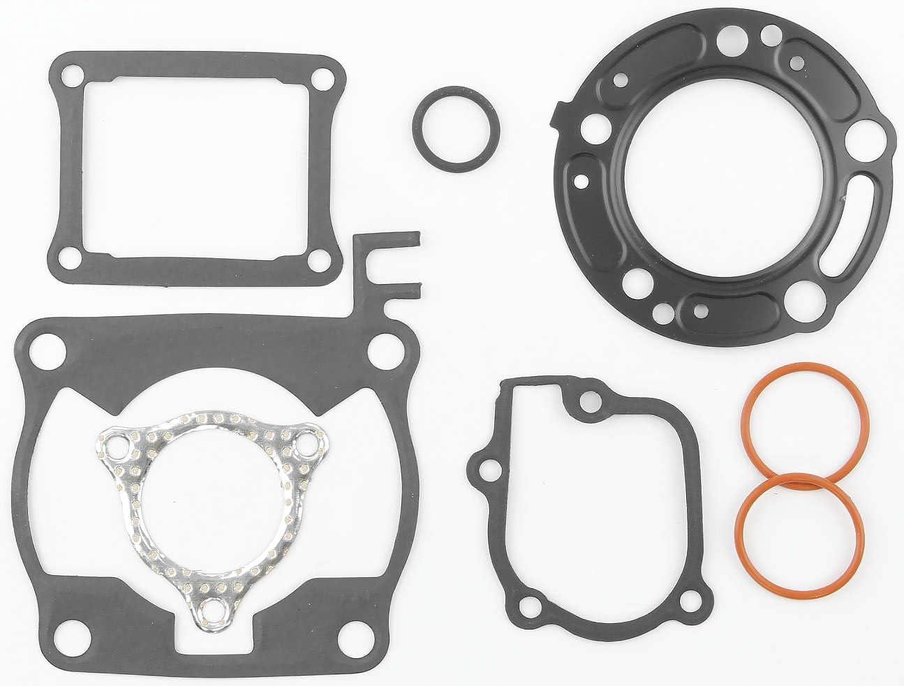 2002 Honda CR125R Top End Gasket Kit 54.00mm Bore TOP END KIT STD CR125 2001 Manufacturer: Cometic Gasket