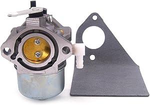 NIMTEK New Carburetor for Briggs & Stratton Parts 497581 Carb