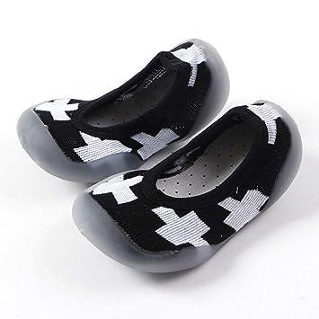 RUOHAN Calcetines para Niños 10 Pares De Zapatos Y Calcetines Otoño Calcetines De Piso para Niños Calcetines De Bebé Zapatos Bebé Infantil Bote ...