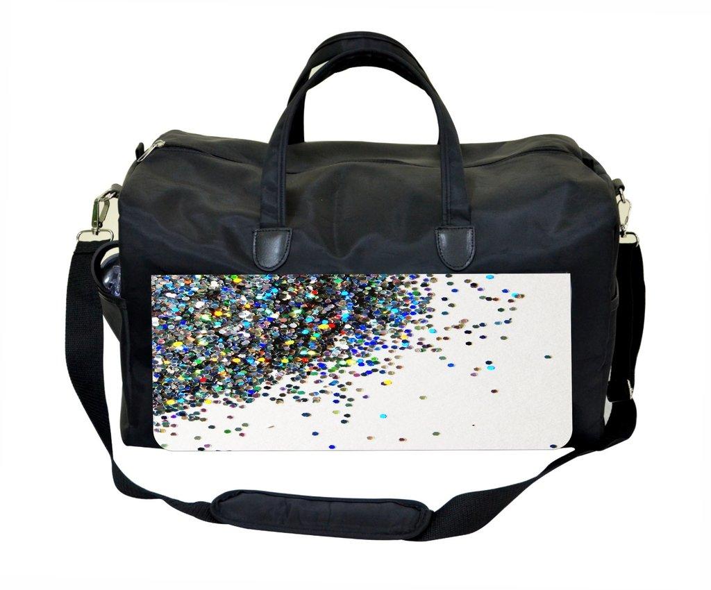 Glitter Spill Weekender Bag