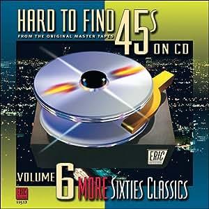 V6 1960s: Hard To Find 45s On