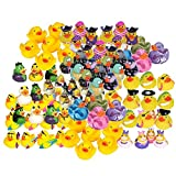Rhode Island Novelty - Rubber Ducks - MIXED LOT (40 Dozen - 480 Assorted Ducks)