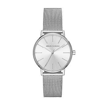Armani Exchange Reloj Analógico para Mujer de Cuarzo con ...