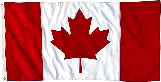 New Canada Flag Lndoor Outdoor Canadian Country 90x150cm Maple Leaf Banner