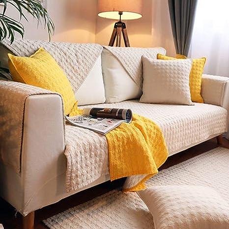Funda de sofá Gruesa de algodón, Funda de sofá ...