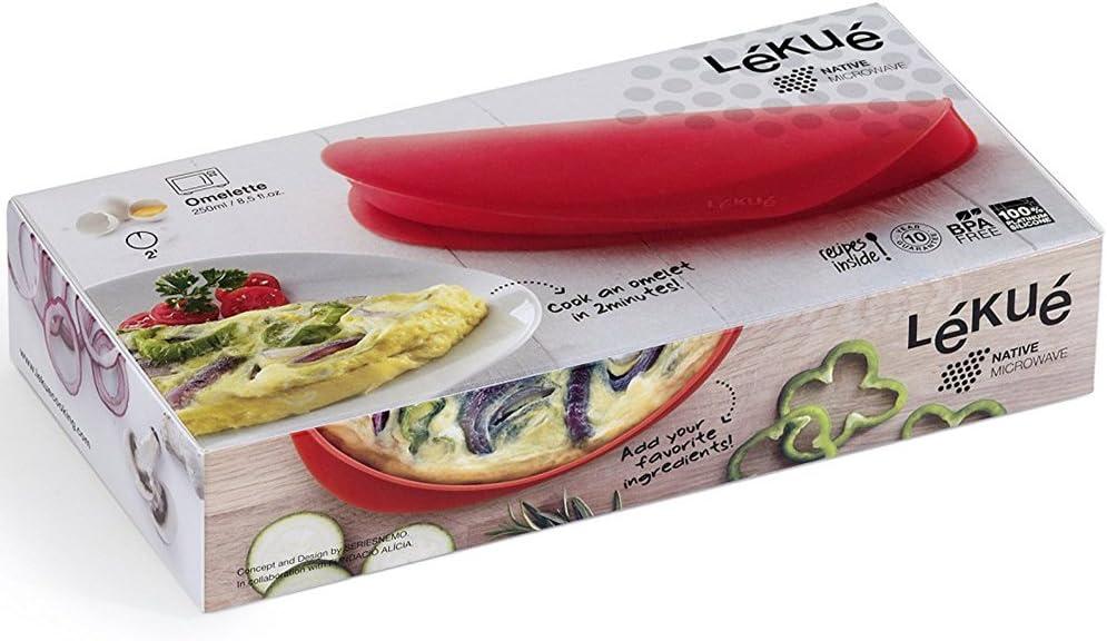 cuajar tortilla en microondas