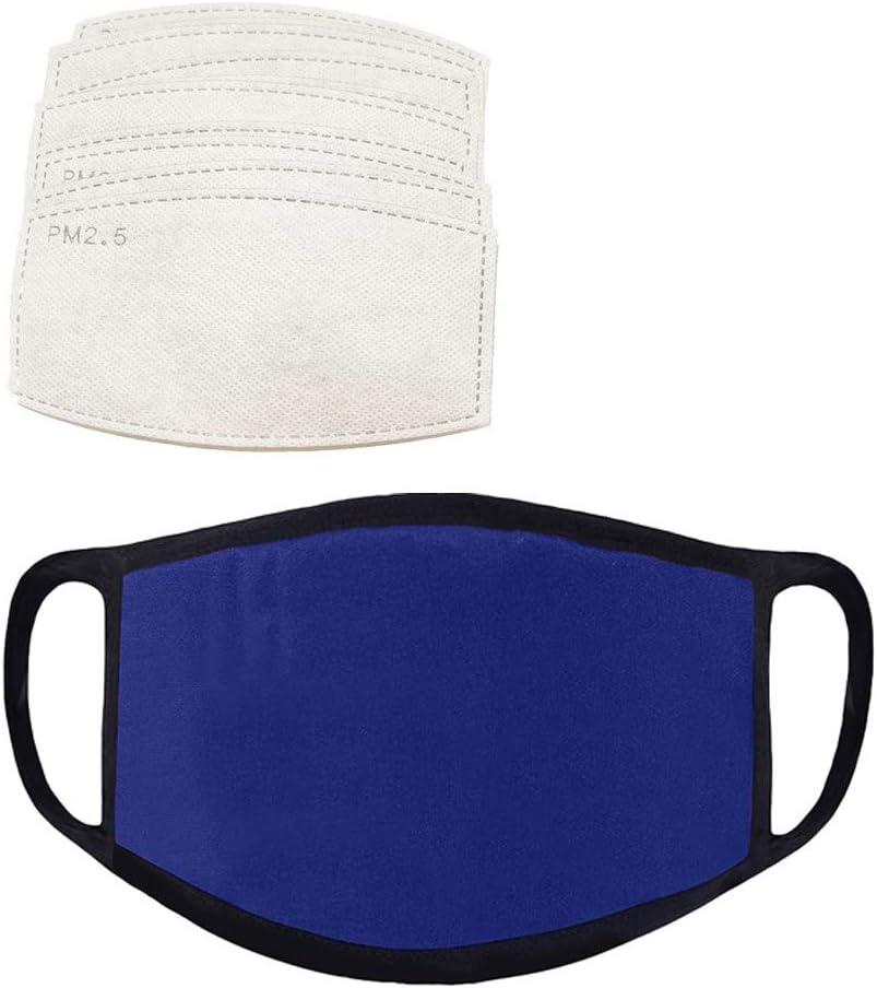 1 PCS /ÉCharpe Jetable+10 Filtres Anti-Poussi/ère Respirable Jetable Earloop Bouche /ÉCharpe De Visage Le /ÉCharpe De Bon Confort pour Adult