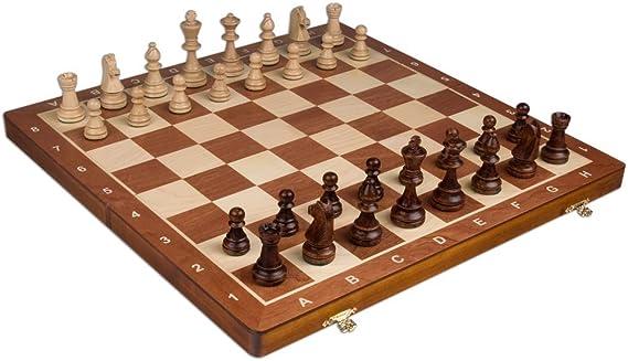 New big huge handmade european hazel wooden chess piece set King 10.5 cm,4.13 in