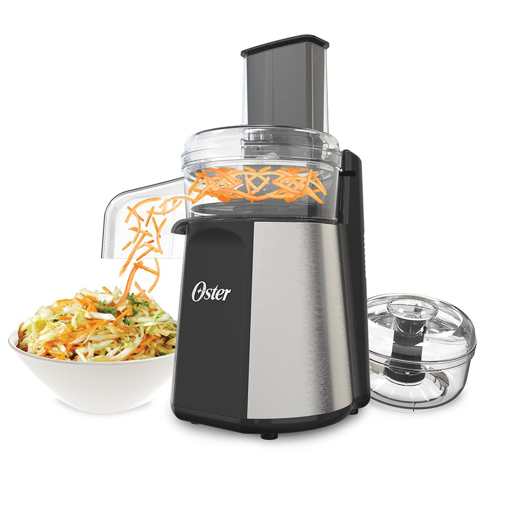 Oster Oskar 2-in-1 Salad Prep & Food Processor