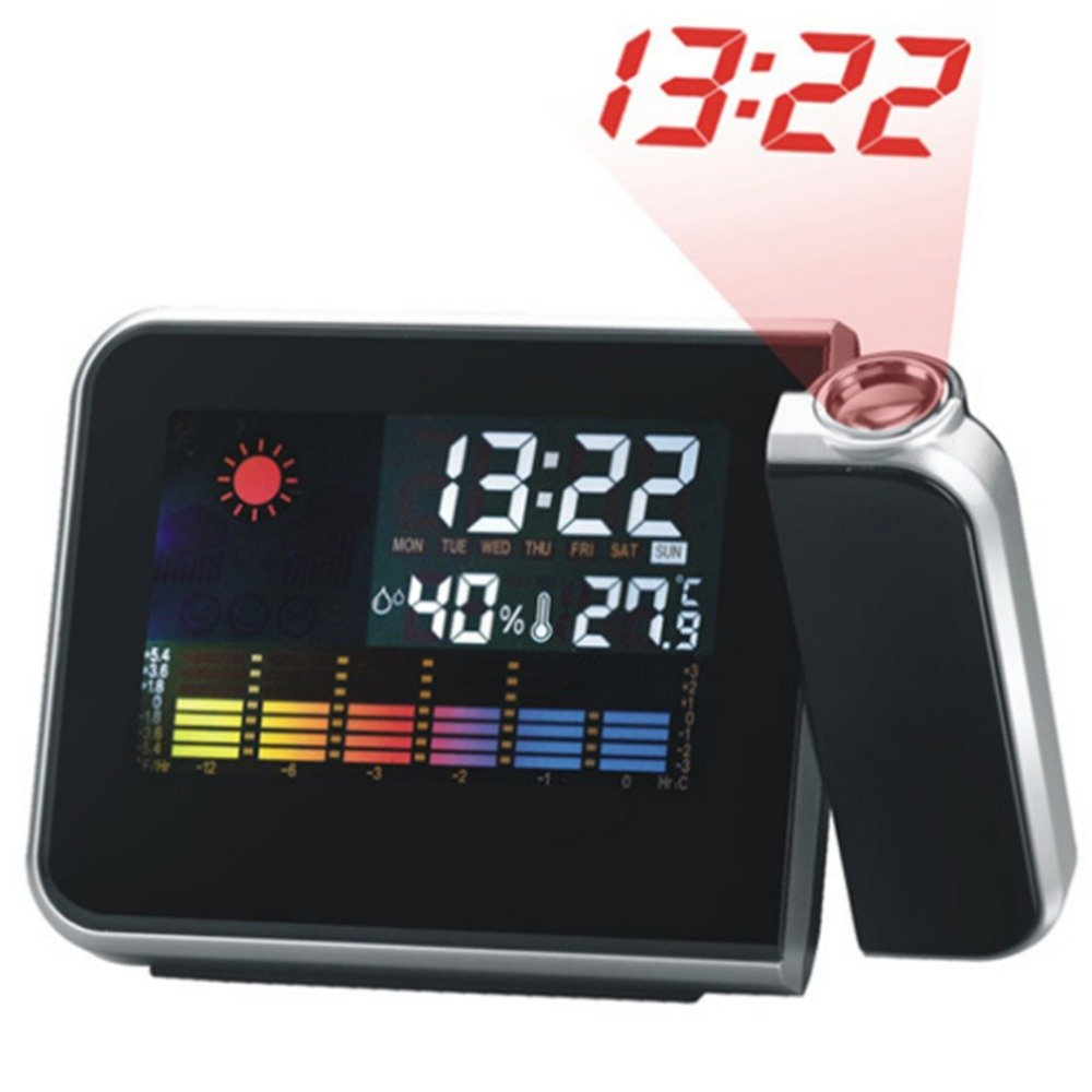 Amazoncom 1 pcs Digital Weather LCD Projection