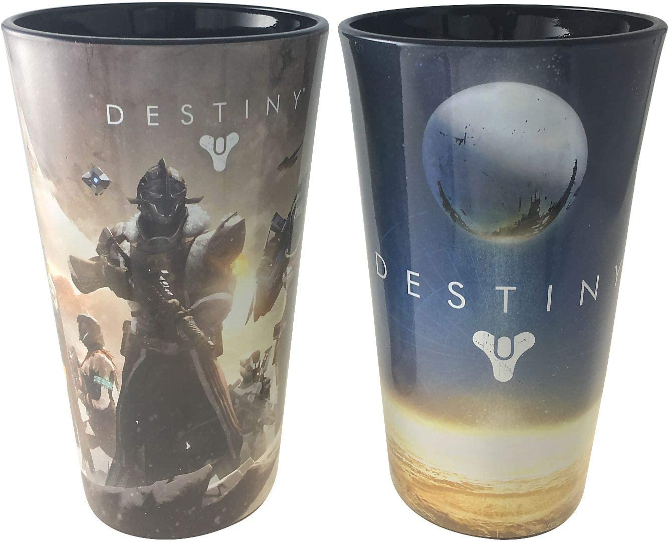 Destiny 2 Pack Pint Glass Set