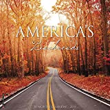 America s Backroads 2019 Wall Calendar