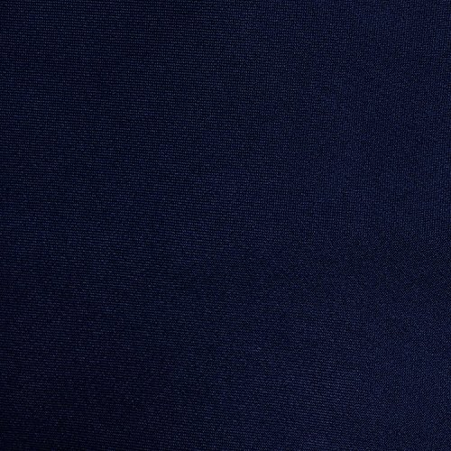 Ultimate Textile (2 Pack) 8 ft. Fitted Spandex Table Cover - for 24 x 96-Inch Banquet and Folding Rectangular Tables, Navy Blue by Ultimate Textile (Image #2)