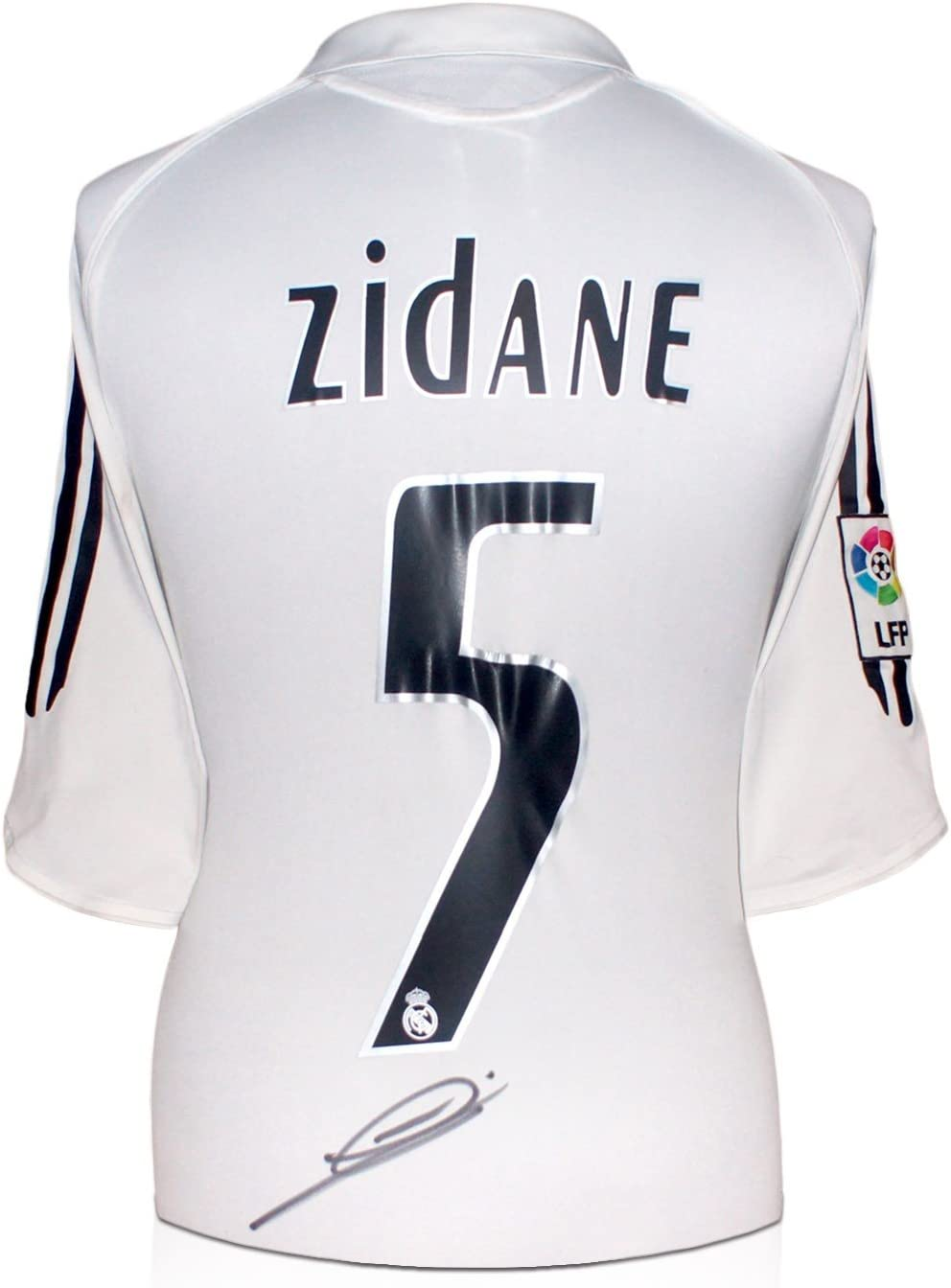 exclusivememorabilia.com Zinedine Zidane Real Madrid 2005-06 ...